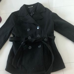 Size Large Black Coat